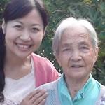 祖母をもう一度生まれ故郷に連れて行ってあげたい