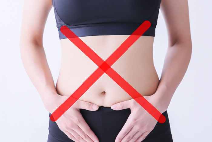 腰痛・膝痛からの脱却、お腹を縮めない | アズマ民間救急サービス
